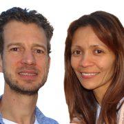 Mathijs en Angelica Gorter
